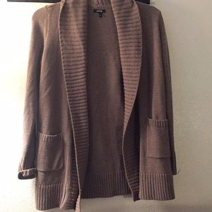 APT9 light brown cardigan